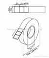 RFID EAS Security Label Sticer KN L08