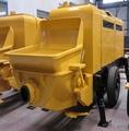 China 30m3 diesel concrete pump machine