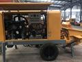 20m3 small electric concrete trailer pump