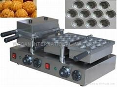 walnut waffle maker/walnut waffle baker/walnut waffle machine