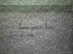 Ceramic zirconia grinding ball