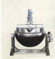 tilting jacketed kettle