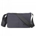 custom men nylon shoulder bags