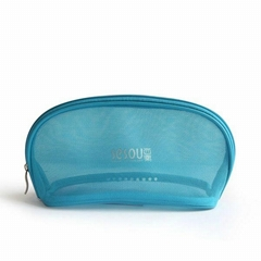 Promotional nylon net cosmetics bag makeup bags