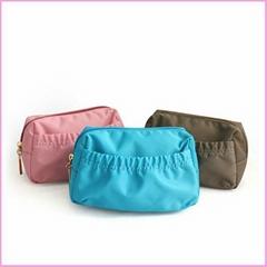 Custom promotional cosmetic bags makeup bags