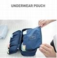 custom Women travel bag underwear storage bags 4