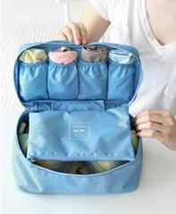 女士旅行內衣收納包