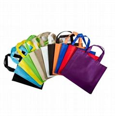 custom non woven shopping bags shopper bags pp non-woven bags