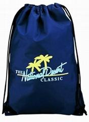custom drawstring bags d