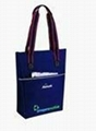 custom polyester shopping bags shopper