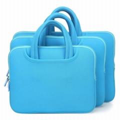 Custom Neoprene iPad bag