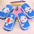 Custom pu cartoon pencil bag pencil case pencil box 2
