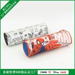 Custom cartoon pencil ba