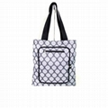 Folding tote bags shopping bags shopper