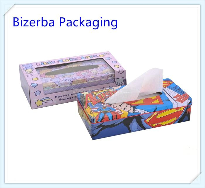 Facial Tissue Box  4