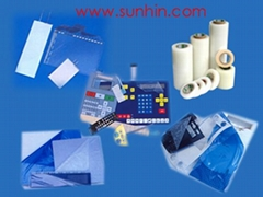PE Protection Film、PE Punch Protection Film