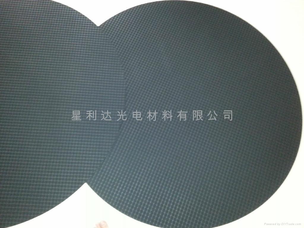 光學玻璃拋光皮、保護玻璃基板拋光墊 3