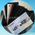 ITO玻璃盖板抛光垫、黑色聚氨酯抛光皮 4