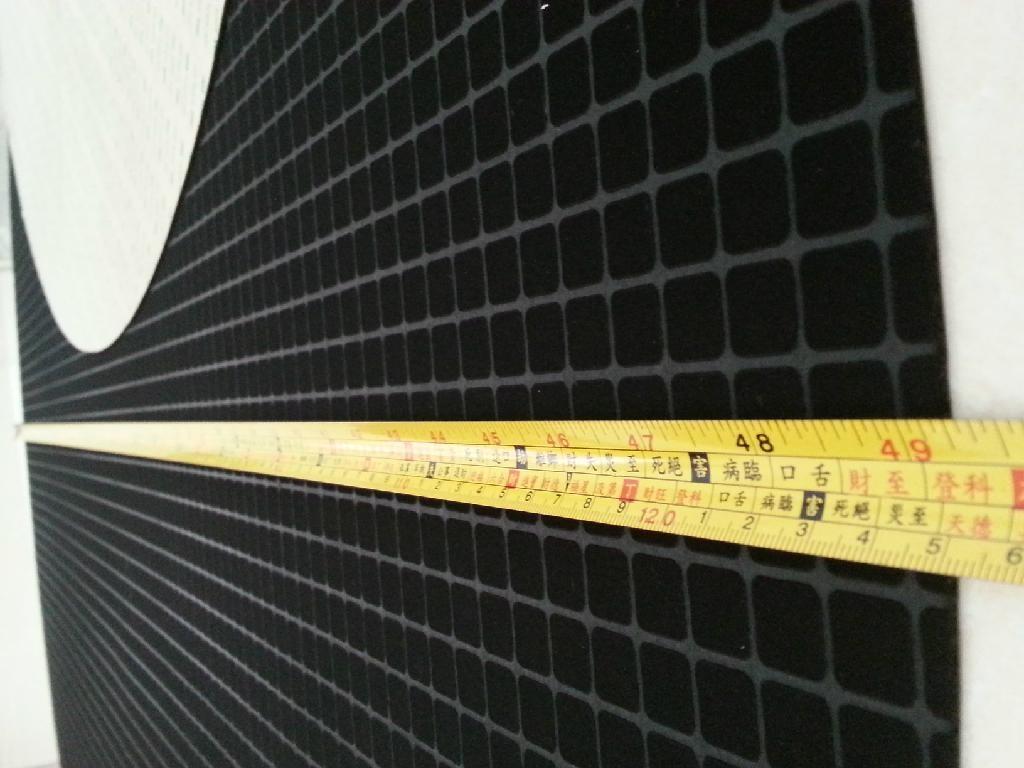 光學玻璃拋光皮、保護玻璃基板拋光墊 5