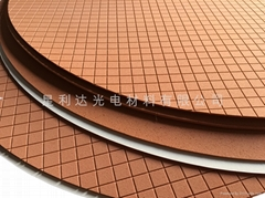 聚氨酯抛光垫、氧化铈抛光皮、CMP抛光研磨垫