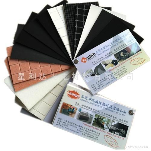 non-woven polishing pad