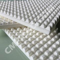 SUBA白色合成纤维抛光垫