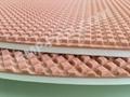 3D/2.5D polishing pad,curved edge polishing pads