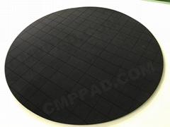 CMP Pad、進口阻尼布、開槽化學拋光墊