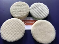 抛光羊毛毯、抛光绒毛垫、绒布抛光垫