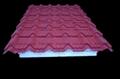 新式耐腐蝕型彩制屋頂夾心瓦 1
