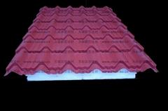 新式耐腐蝕型彩制屋頂夾心瓦