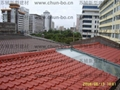 新式耐腐蝕型彩制屋頂夾心瓦 3