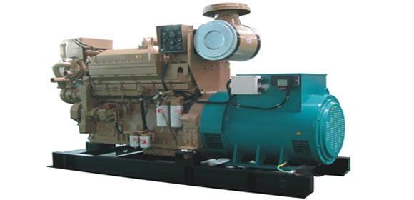 禅城康明斯效率高柴油发电机 1