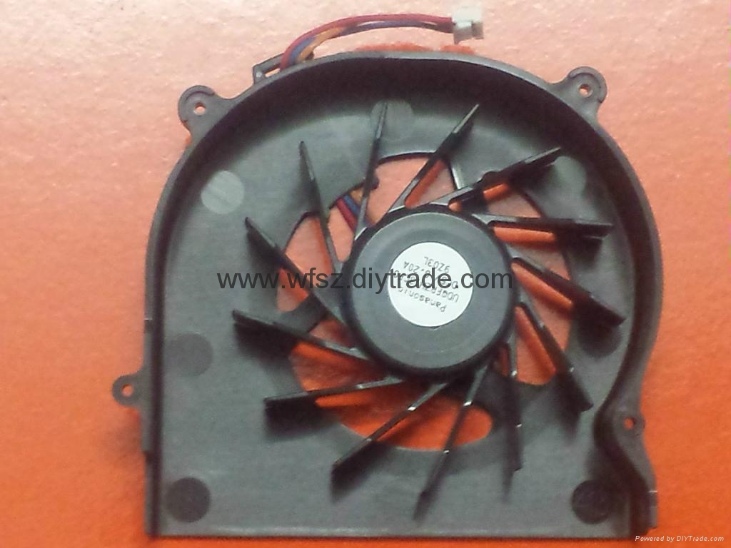 laptop / notebook sony / hp / acer / asus cpu fan /cooler / cooling fan  2
