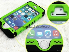 Waterproof Shockproof Dirtproof Protection Case cover for Iphone 5 5S