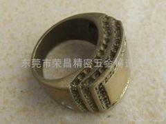 黄铜饰品戒指