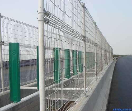 山西高速公路桥梁防抛落物网 1
