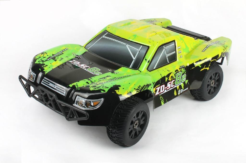 1/8 RC car 1