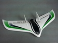 RC airplane- Flying wing,4CH EPO RC airplane  wing wing Z-84 2