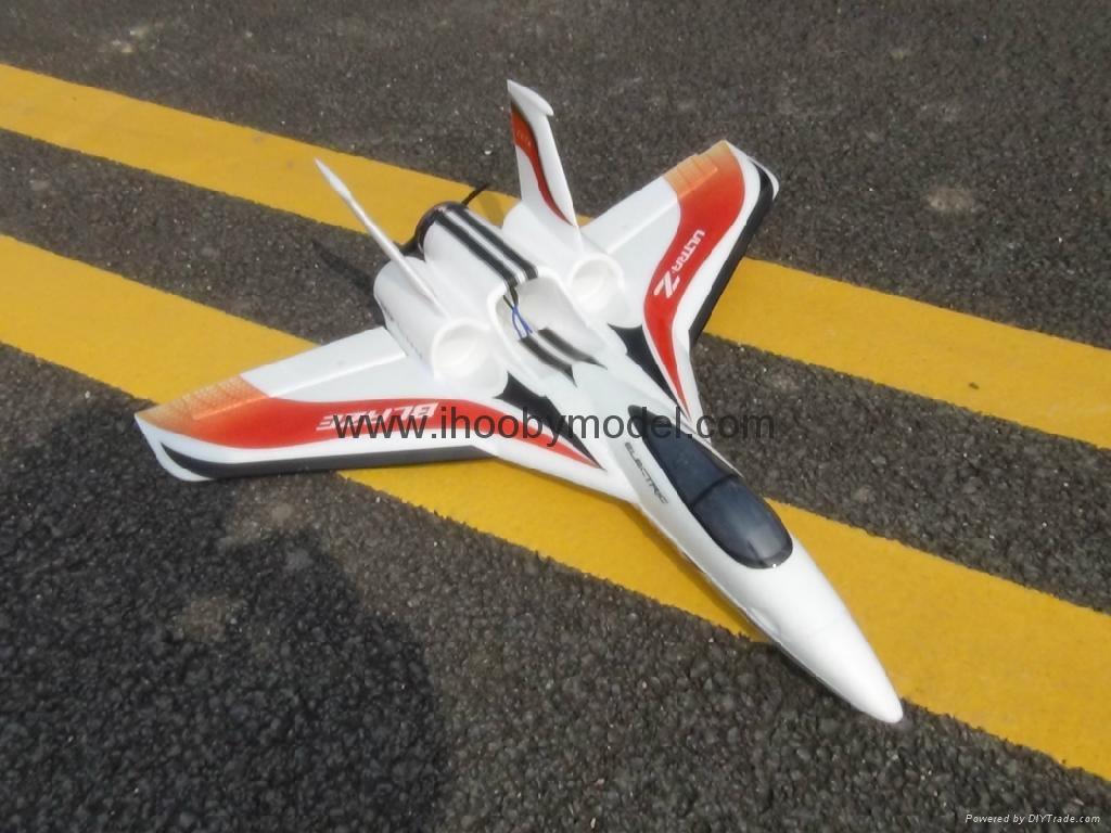 Fastest EPO rc jet- high speed RC plane model Ultra Z Blaze 6