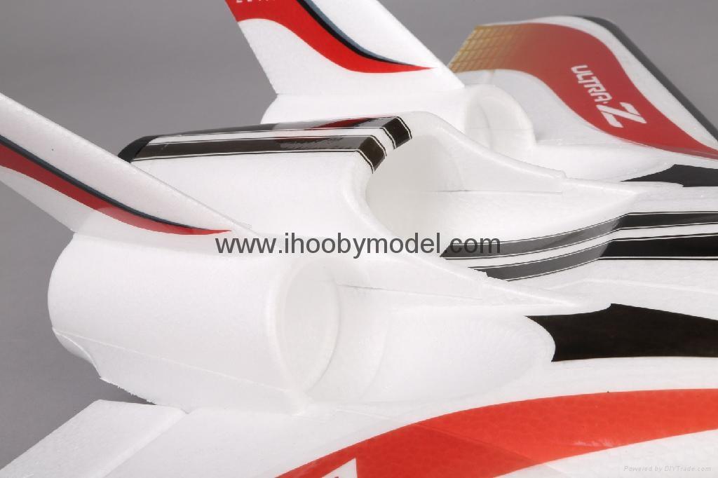 Fastest EPO rc jet- high speed RC plane model Ultra Z Blaze 3