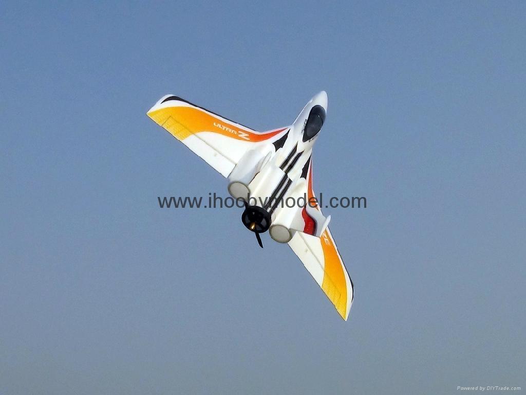 Fastest EPO rc jet- high speed RC plane model Ultra Z Blaze 7