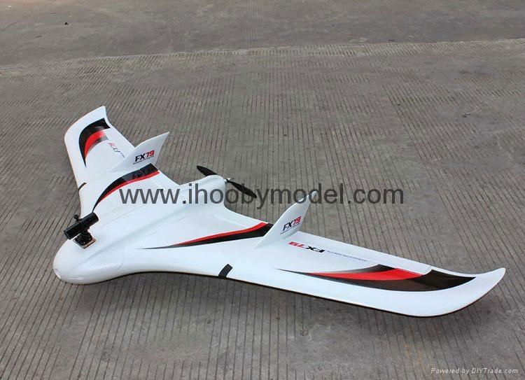 FX-79 Buffalo  2m EPO FPV  Wing   Electronic RC airplane model 1