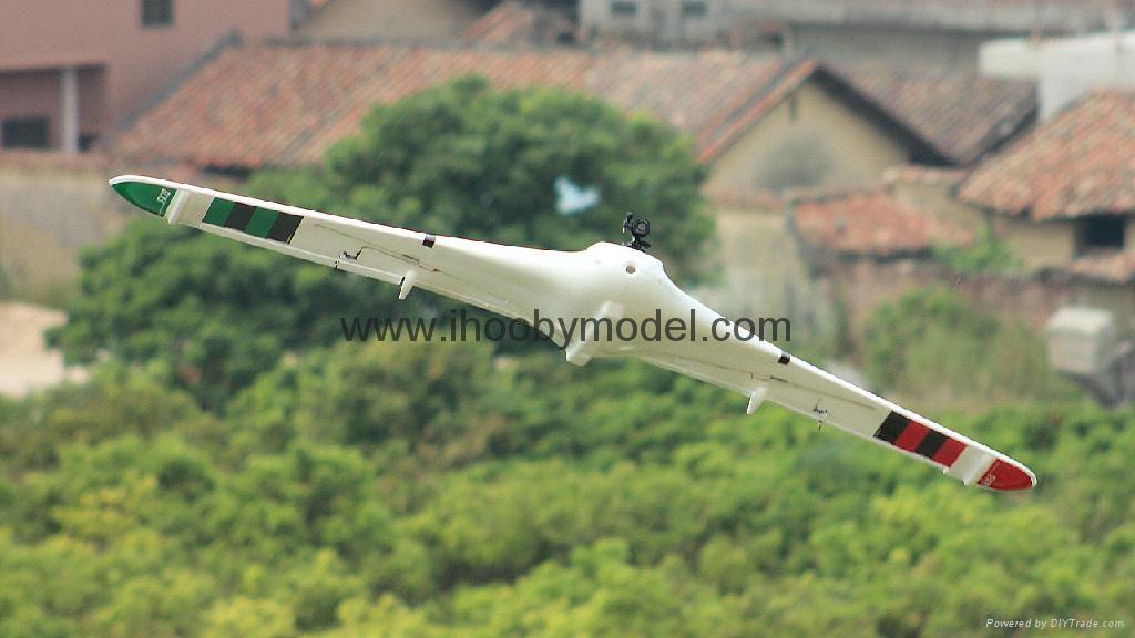 FX-79 Buffalo  2m EPO FPV  Wing   Electronic RC airplane model 2