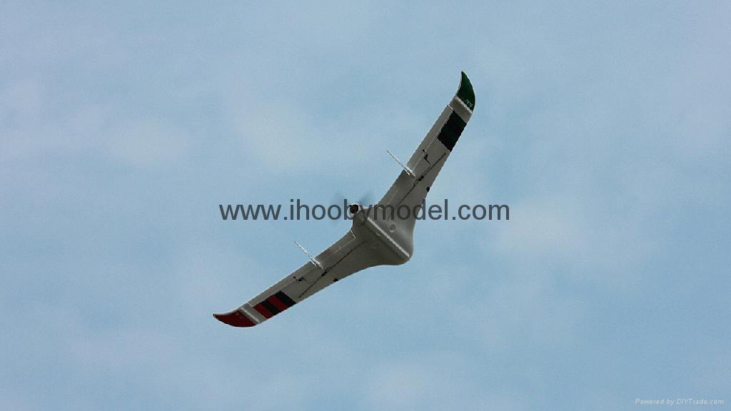 FX-79 Buffalo  2m EPO FPV  Wing   Electronic RC airplane model 12