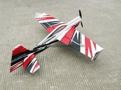 Extreme 3D EPO  plane 1100mm Outdoor aerobatic plane model