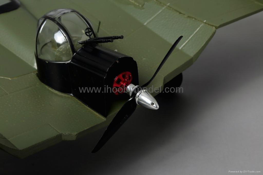 Horten BV-38 Scale model EPO airplane model 7