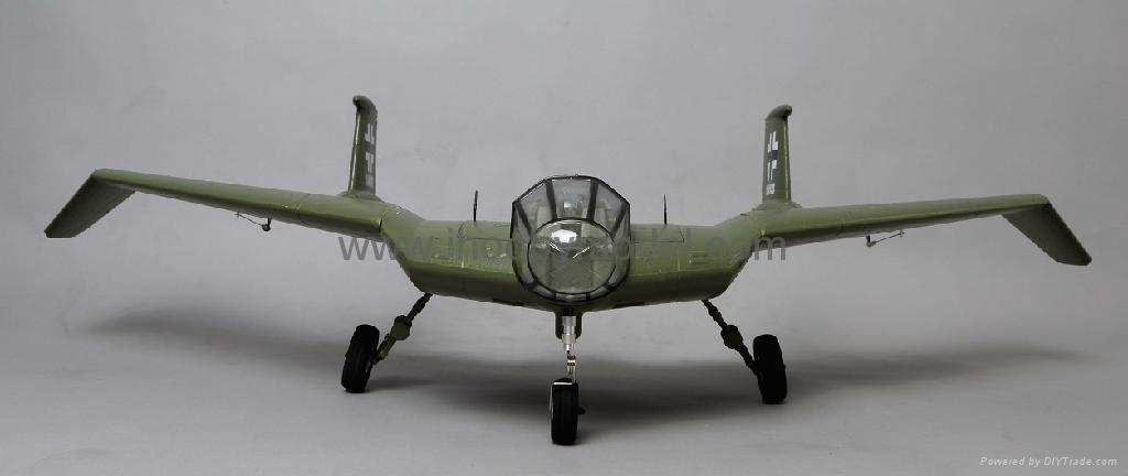 Horten BV-38 Scale model EPO airplane model 4