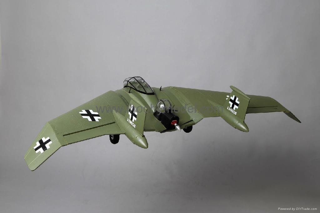 Horten BV-38 Scale model EPO airplane model 5