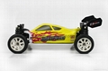 1/10 Electric RC Car Brushed Electric B   y 4WD 2.4G RTR off-road vehicles  2